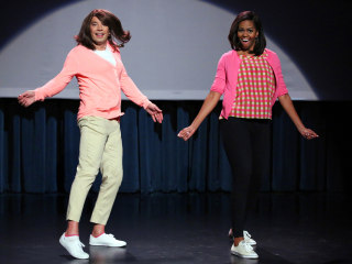 FLOTUS Flows: Michelle Obama Raps for College Campaign