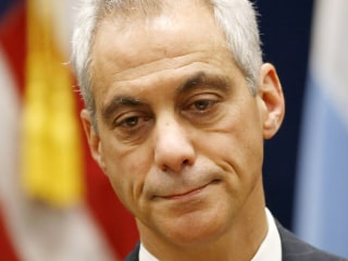 Mayor Rahm Emanuel's Tension With Chicago Cops Complicates Crime Fighting