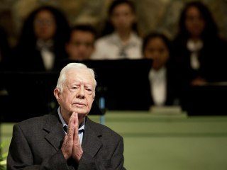 Jimmy Carter Reveals He Voted for Bernie Sanders Over Hillary Clinton