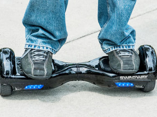 NYPD Commissioner Bratton: Hoverboard Riders 'Out of Their Mind'