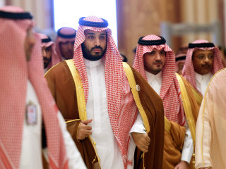 U.S. Officials Fear Saudi Collapse If New Prince Fails