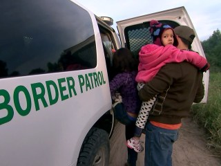Surge in Children, Families at the U.S. Border May Be the 'New Normal'