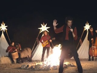 'The Killers' Mark 10 Years of Christmas Songs for Charity