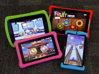 Kids' Tablets Get More Sophisticated as Competition Increases