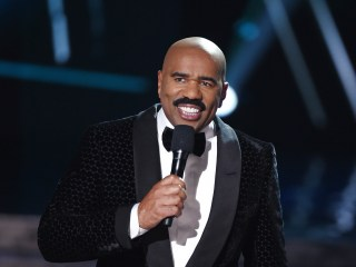 Steve Harvey Doesn't Regret Telling His Staff To Leave Him Alone