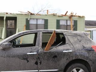 Alabama Braces for Flooding After Tornado, Severe Weather