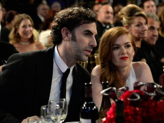 Sacha Baron Cohen, Isla Fisher Donate $1 Million To Help Syrian Refugees