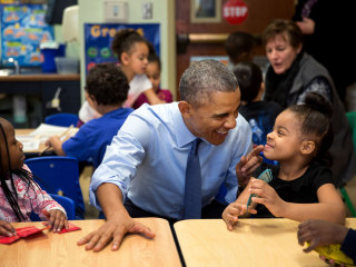 White House Photographer Shares Top Images From 2015