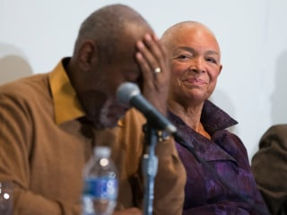 Camille Cosby Testifies But Must Return for Second Deposition