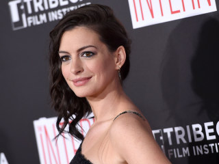 Anne Hathaway Shares First Pic of Adorable Son
