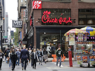 Chick-fil-A Eatery in Manhattan Shuttered Due to Health Violations