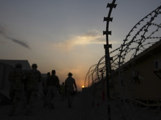 Three U.S. Soldiers Shot, Wounded by Afghan Soldier at NATO Base in Helmand Province