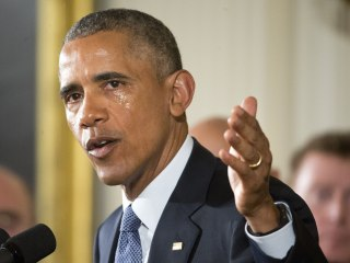Obama's Last Stand: Gun Push Part of Renewed Democratic Goals