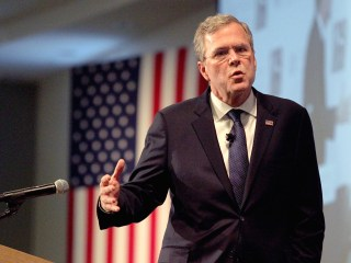 Jeb Bush Promises to 'Beat Expectations' in New Hampshire