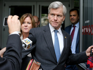 Supreme Court Hears Former Virginia Governor's Bribery Appeal