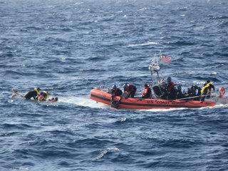 U.S. Coast Guard: New Spike in Cuban Migrant Boats, Violence