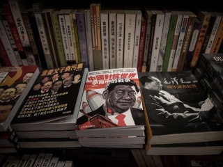 Hong Kong's Publishers Keep Disappearing. Is Its Autonomy Next?