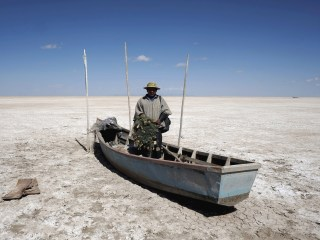 Bolivia's Second-Largest Lake Has Dried Up and May Not Replenish