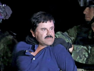 Rare Courting of Hollywood Spelled Joaquin 'El Chapo' Guzman's Doom