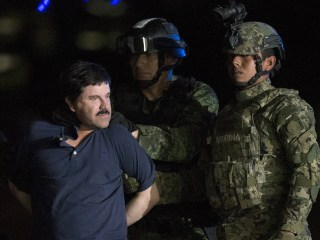 Mexico Formally Begins Extraditing 'El Chapo' to U.S.