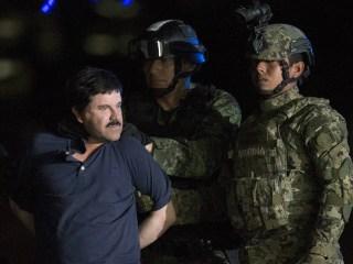 Joaquin 'El Chapo' Guzman Gave Interview to Sean Penn Before Arrest