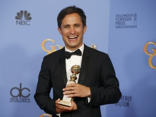 Gael García Bernal is Loving His 'Mozart in the Jungle' Role