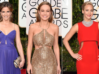 Cutouts, Sparkle and More! See the 8 Hottest Golden Globes Trends