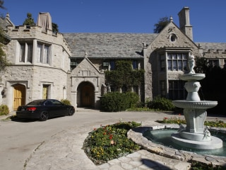 Playboy Mansion On the Market for $200 Million, Hef Included