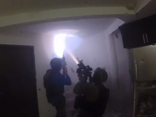 Video Shows Gunfight at Drug Lord El Chapo's Safe House
