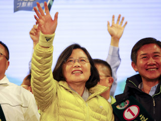 What's at Stake in Taiwan's Looming Elections