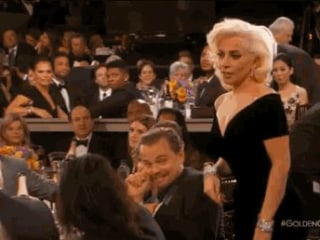 The Truth Behind DiCaprio's Awkward Moment With Gaga