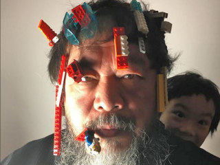 Chinese Dissident Artist Ai Weiwei Can Now Buy All the Lego He Wants
