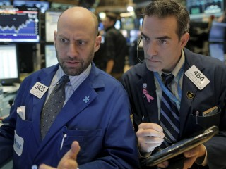 Stocks Fall Sharply Again on Energy Concerns; Dow Off 364 Points