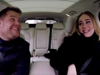 From Adele to FLOTUS: 7 Top Carpool Karaoke Moments
