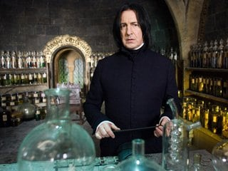 Read Rickman's Touching Goodbye Letter to Harry Potter