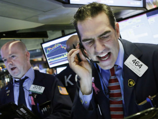 Oil Prices Drive Stocks Rout: Dow Sheds Nearly 400 Points
