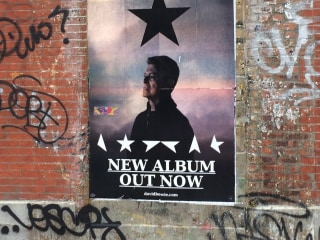 David Bowie's 'Blackstar' Debuts on Top of Billboards 200 List