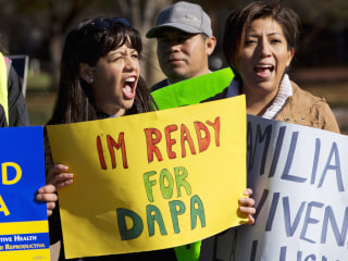 Latino Groups React to Supreme Court Taking On Immigration Actions