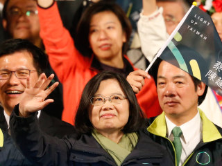 Cornell Graduate Tsai Ing-wen Just Did the Unthinkable in Taiwan