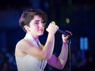 Emily Estefan Follows Parent's' Footsteps, Breaks Ground with First Album