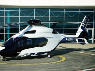 Uber Partners With Airbus for On-Demand Helicopter Rides