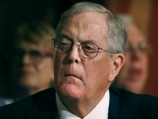 Koch Brothers' Super PAC 's 20 Donors Contributed This Much