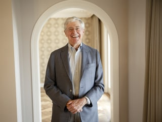 Wealthy Conservatives Gather At Koch Retreat