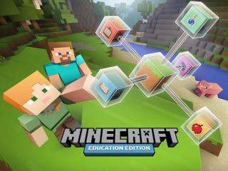 Microsoft Announces Classroom-Focused 'Minecraft: Education Edition'