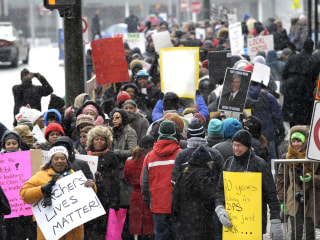 Detroit Schools in Session After Teacher Sickout Shutdown