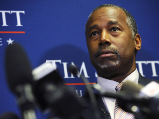 Amid Money Woes, Ben Carson Cuts Campaign Staff