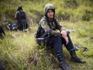As Peace Looms, Rebels In Colombia Ponder the Future