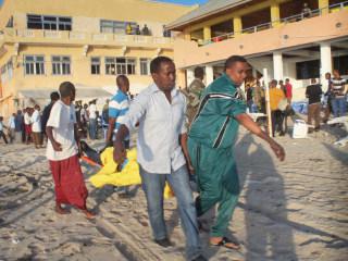Somalia Attack: 20 Dead After Siege At Beachfront Restaurant