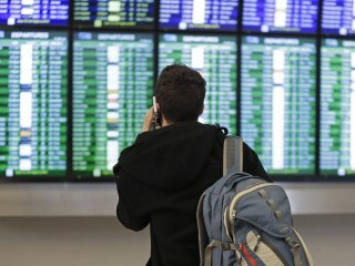 Monster Snowstorm Grounds Thousands Of Flights