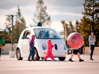 Google Is Hiring More People for Its Robot Cars (Hint: Not Drivers)